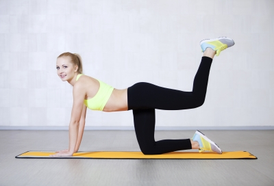 15 Minuten Homeworkout