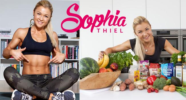 sophia thiel online di t und fitnessprogramm im test. Black Bedroom Furniture Sets. Home Design Ideas