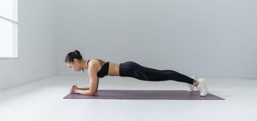 Übungen Körpergewicht