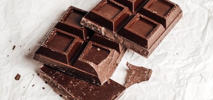 Dunkle Schokolade Gesund